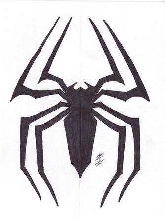 spiderman sign