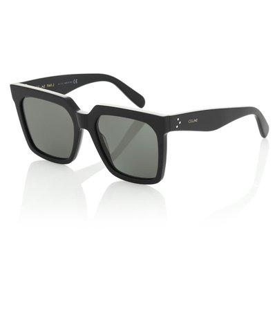 Square Acetate Sunglasses | Celine Eyewear - mytheresa.com