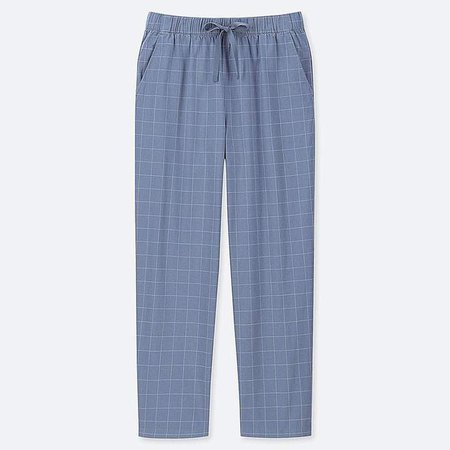 Women's Cotton Relax Ankle Pants