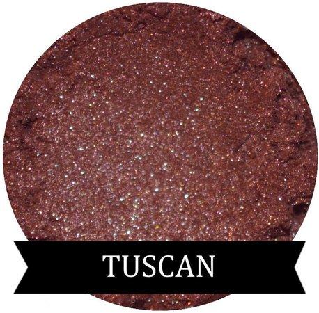 TUSCAN Muted Brown Plum Eyeshadow | Etsy