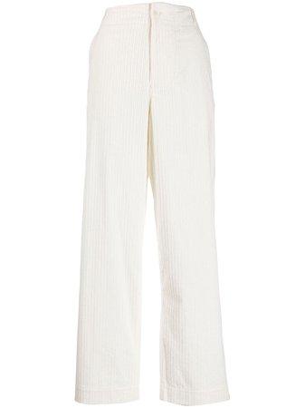 ASAI corduroy wide-leg trousers