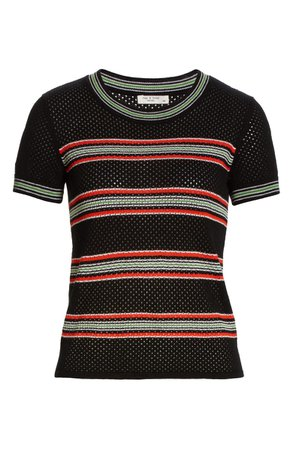 rag & bone Darcie Stripe T-Shirt | Nordstrom