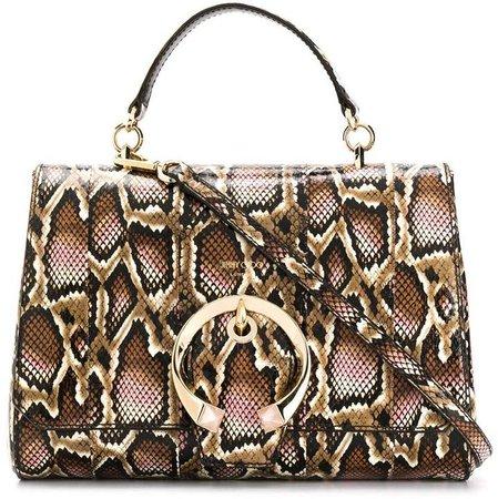 Madeline top handle bag