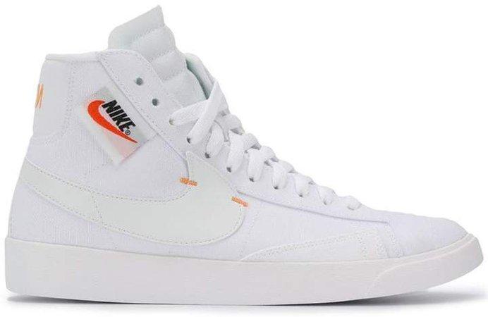 Blazer Mid Rebel high top sneakers