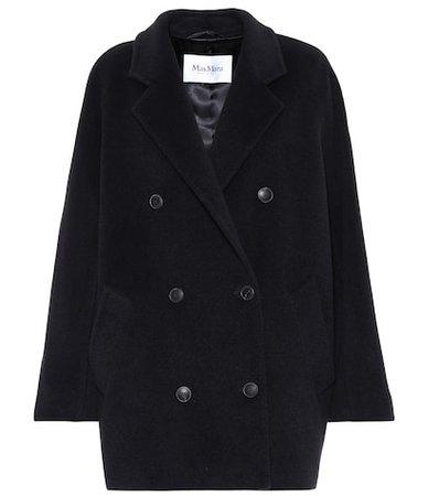 Gastone wool coat