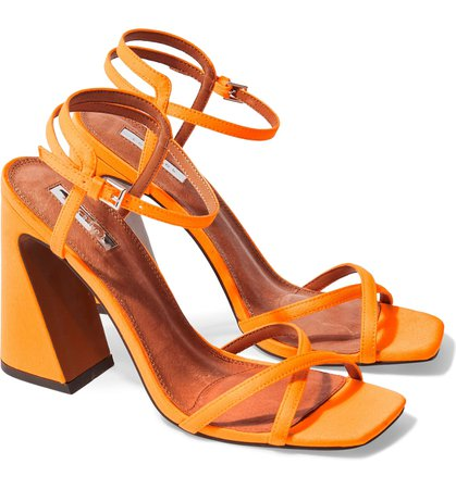 Redemption Ankle Strap Sandal TOPSHOP