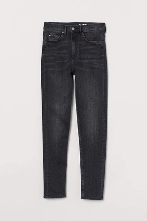 Shaping Super Skinny Jeans - Black