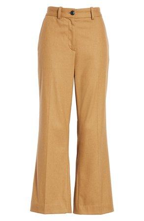 rag & bone Libby Crop Flare Pants   Nordstrom
