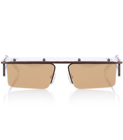 X Adam Selman The Flex sunglasses