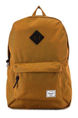 Herschel Supply Co. Heritage Backpack in Rubber   REVOLVE