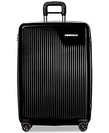 Briggs & Riley Sympatico Medium Expandable Spinner Suitcase - Upright Luggage - Macy's