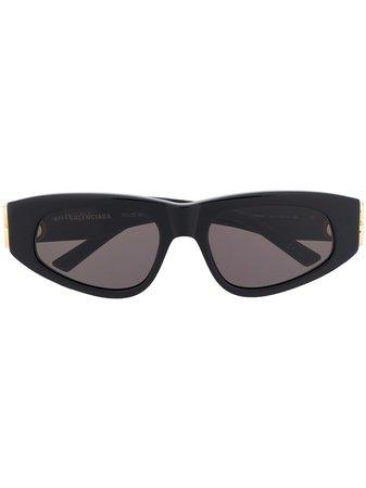 Balenciaga Eyewear Dynasty Solglasögon - Farfetch