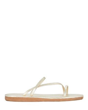 Ancient Greek Sandals Parthena Leather Sandals | INTERMIX®