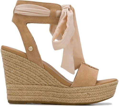 Wedge Espadrille Sandals