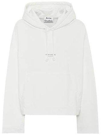 Acne Studios Joghy cotton hoodie