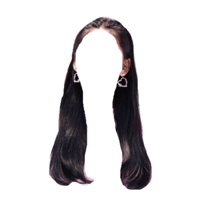 black hair png tiny braids