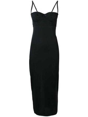 Dolce & Gabbana Underwire Fitted Evening Dress - Farfetch