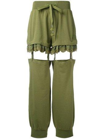 FENTY X PUMA suspender pants