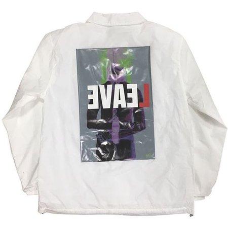 'Leave' Sweatshirt
