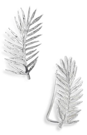 gorjana Palm Ear Crawler Earrings | Nordstrom