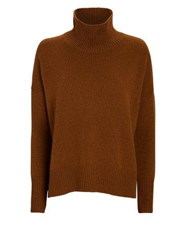 Lisa Yang Heidi Cashmere Turtleneck Sweater | INTERMIX®