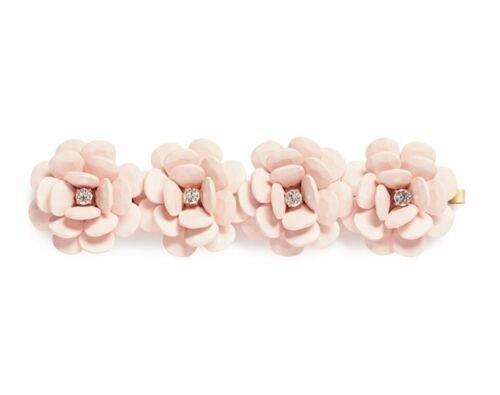 $78 NWT J CREW Pale Pink Rose Bracelet EXQUISITE STATEMENT PIECE Spring Wedding   eBay