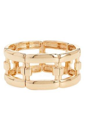 Halogen® Link Stretch Bracelet | Nordstrom