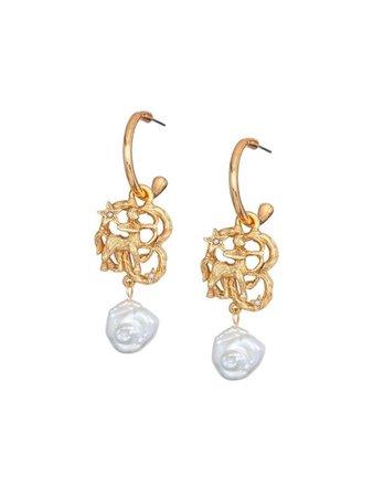 Jennifer Behr Sagittarius Horoscope Earrings