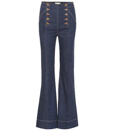 Ashton high-rise jeans