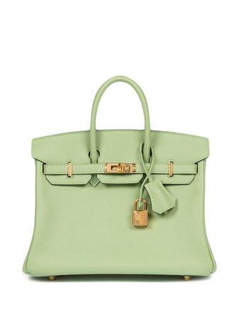 Hermès pre-owned Birkin 25 Bag - Farfetch