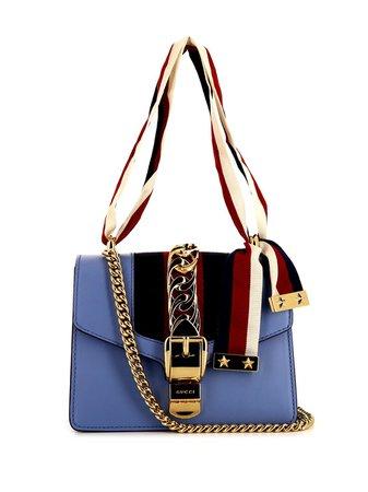 Gucci Pre-Owned Sylvie Shoulder Bag - Farfetch