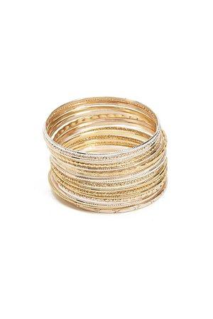 Bangle Bracelet Set   Forever 21