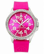 Hot Pink Juicy Couture Watch - Bing images