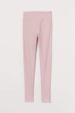 Leggings High Waist - Pink