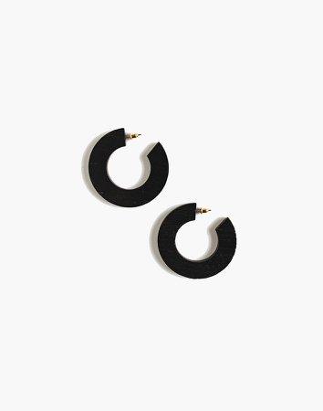 Bembien Valentine Hoop Earrings