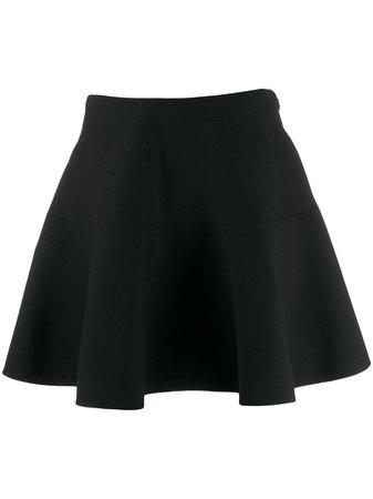 Valentino Flared A-Line Mini Skirt Ss20   Farfetch.com