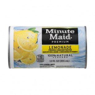 Minute Maid Premium Lemonade - Frozen Concentrated - 12 FL OZ PrestoFresh Grocery Delivery