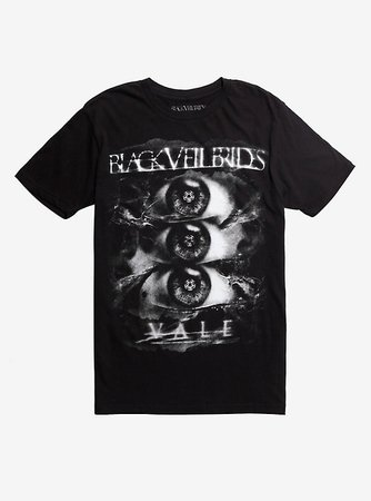 Black Veil Brides Vale Eyes T-shirt
