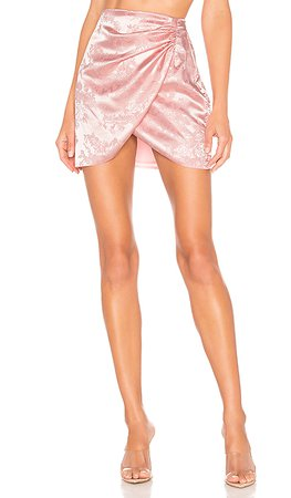 superdown Easton Mini Skirt in Light Pink | REVOLVE