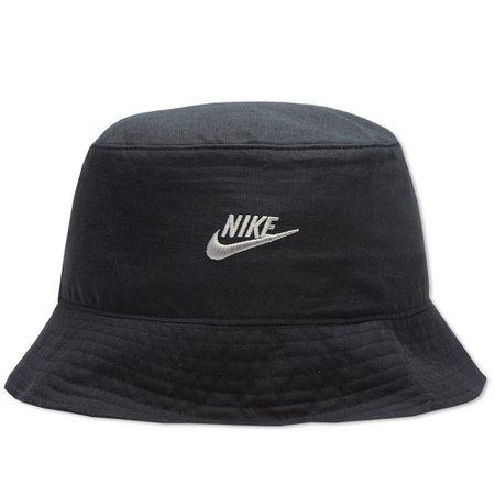 Nike Bucket Hat Black | END.