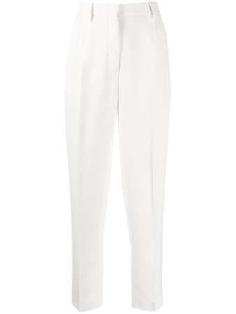 Nº21 tapered tailored trousers