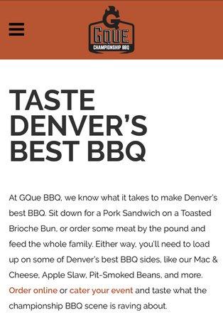 GQ BBQ Denver