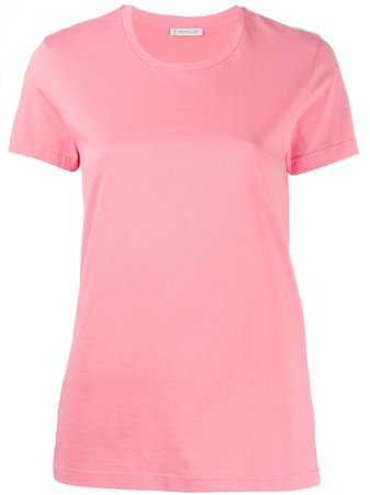 Moncler Basic Short Sleeve T-Shirt