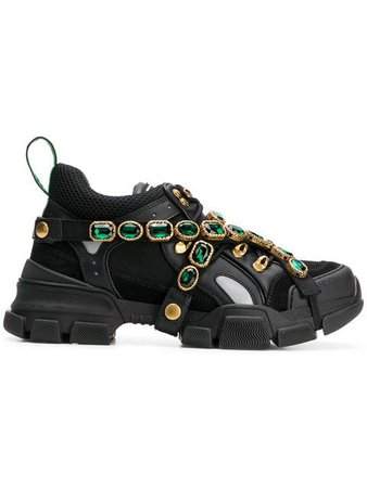 Gucci Flashtrek Sneakers - Farfetch