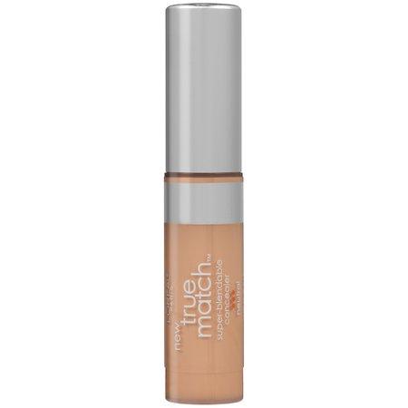 L'Oreal Paris True Match Super-Blendable Concealer, C6,7,8 Medium/Deep Cool, 0.17 fl. oz. - Walmart.com - Walmart.com