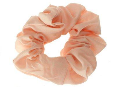 Peach Scrunchie