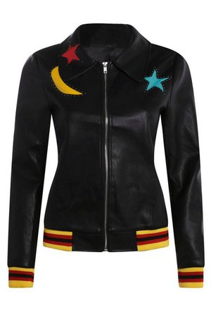 Serena Star Jacket | Nasty Gal