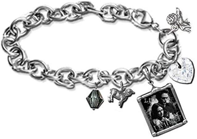 Amazon.com: NECA Twilight Bracelet/Charm Ed/Bella: Toys & Games
