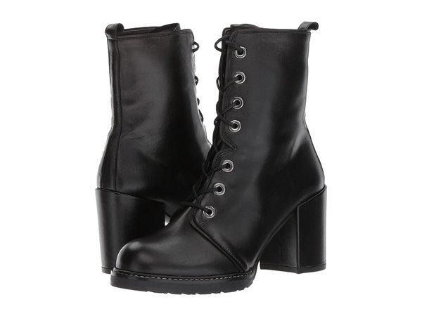 Stuart Weitzman - Climbing (Black Nappa) Women's Boots