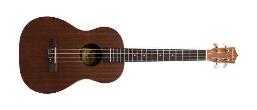 BeaverCreek Mahogany Baritone Ukulele W/Electronics & Gigbag - Long & McQuade Musical Instruments